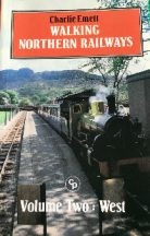 Walking Northern Railways Book Cover