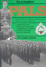 Accrington Pals Book Cover