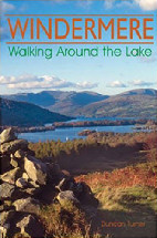 Windermere Walking Around The Lake Book Cover