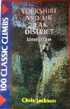 Yorkshire and The Peak District Book Cover