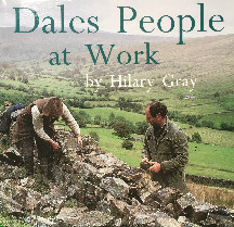 Dales People at Work Book Cover