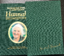 Hannah The Complete Story Book Cover