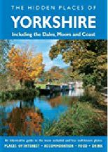 Hidden places of Yorkshire Book Cover