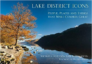 Lake District Icons Book Cover