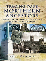 Tracing Your Northern Ancestors Book cover