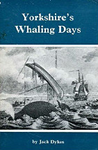Yorkshire's Whaling Days Book Cover
