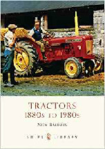 Tractors 1880s to 1980s Book Cover