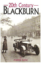 20th Century Blackburn Book Cover