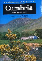Cumbria Lake District Life Book Cover