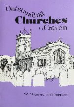 Outstanding Churches in Craven Book Cover