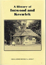 A History of Intwood Book Cover