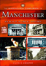 Manchester An A-Z Book Cover