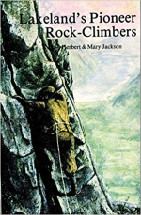 Lakeland's pioneer Rock Climbers Book Cover