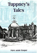 Tuppney's Tales Book Cover