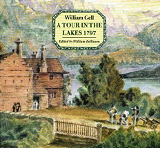 A Tour In The Lakes 1797 Book Cover