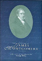 Poems of James Montgomery Book Cover