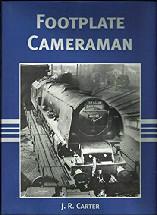 Footplate Cameraman Book Cover