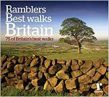 Ramblers Best Walks Britain Book Cover
