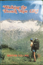 Walking The French Alps Book Cover