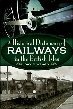 Dictionary of Railways Book Cover