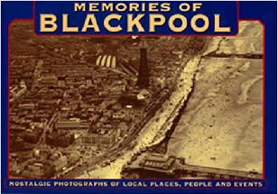 Memories of Blackpool Book Cover