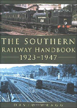 The Southern Railway Handbook Cover