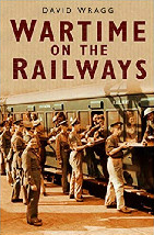 Wartime on the Railways Book Cover