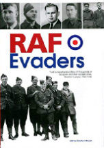 RAF Evaders Book Cover