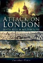 Attack on London Book cover