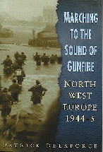 Marching To The Sound of Gunfire Book Cover