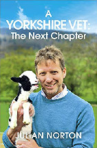 A Yorkshire Vet Book Cover