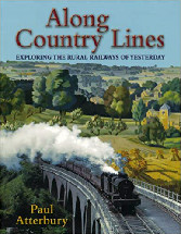 Along Country Lines Book Cover