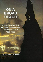 On A Broad Reach Book Cover