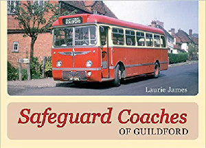 Safeguard Coaches of Guildford Book Cover