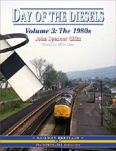 Day of the Diesels Vol 3 Book Cover
