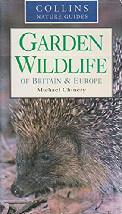 Garden Wildlife of Britain Book Cover