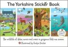The Yorkshire Sticker Book Cover